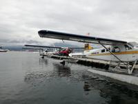 Letzter Tag - Abschied von Vancouver und Wasserflugzeug-Rundflug