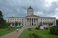 Winnipeg regierungsgebäude