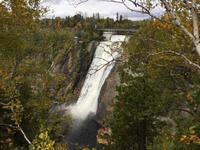 441 Montmorency Wasserfälle bei Quebec