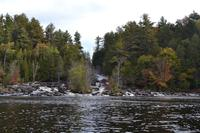 Oxtongue Lake - Ragged Falls