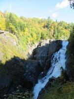 Wasserfall Canyon Sainte Anne