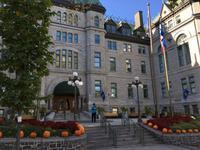 Rathaus von Quebec