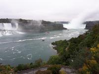 Ost-Kanada zum Indian Summer - Niagara-Fälle
