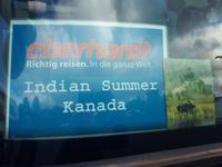 Ost-Kanada zum Indian Summer - Algonquin-Besucherzentrum