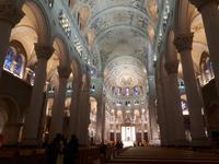 Ost-Kanada zum Indian Summer - Basilika von Sainte Anne de Beaupre