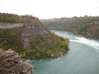 Strudel im Niagara River