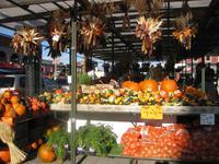 Ottawa - Marktstand - Es ist Herbst.
