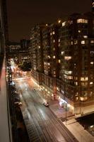 Toronto bei Nacht