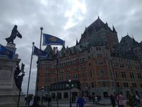 18. Chateau Frontenac in Québec