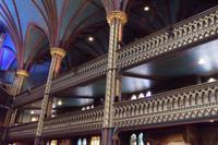 Montreal - Basilica Notre Dame