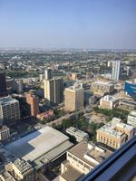 Downtown Calagry vom Aussichtsturm