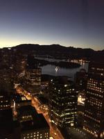 Sicht vom Vancouver Aussichtsturm aus