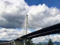 Portman Bridge bei Vancouver