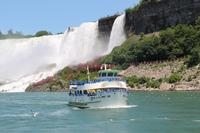 Bootsfahrt an den Niagara-Fällen - Maid of the Mist