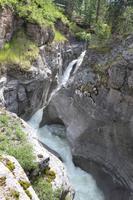 Maligne Canyon im Jasper-Nationalpark