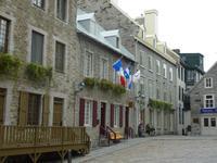 Quebec City Altstadt