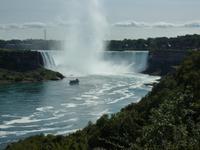 Horseshoe Falls auf kanadischer Seite