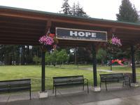 Picknick in Hope (Hoffnung auf besseres Wetter!)