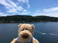 Rückfahrt von Vancouver Island auf das Festland