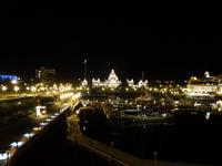 Victoria Inner Harbour by Night