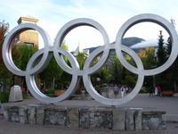 Whistler  und die olympischen Winterspiele 2010