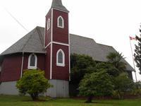 Tofino - Dorfkirche