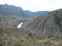 der maechtige Fraser Fluss