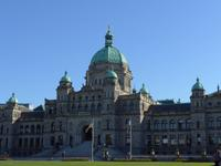 Parlamentsgebäude in Victoria