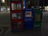 0003 Calgary Zeitungskiosk auf Kanadisch