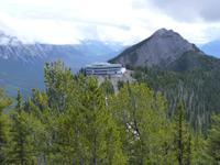 0015 Bergstation Sulphur Mountain