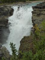 0045 Athabaska Wasserfall