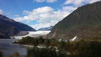 Mendenhall Gletscher in Juneau