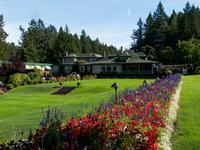 The Butchant Gardens, Vancouver Island