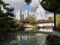 Dr. Suun Yat Sen Park, Chinatown Vancouver