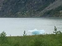 wieder ein Eisberg