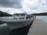 Bootsfahrt auf dem Malignlake