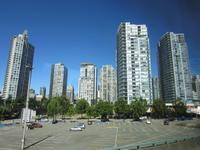 Hochhäuser von Vancouver