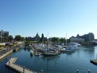Hafen von Victoria