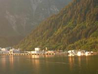 Abschied von Juneau