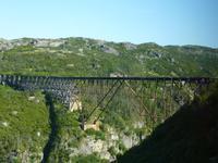Unterwegs mit der Whitepass & Yukon Railway