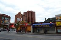 Spaziergang durch die Innenstadt von Calgary - Chinatown