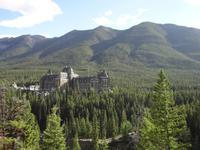 Das Banff Springs Hotel