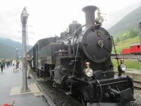 Furka-Dampfbahn