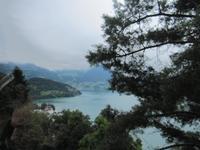 Blick über den Vierwaldstätter See