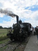Fahrt mit der Sursee-Triengen-Bahn