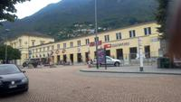 Fahrt mit dem Gotthard Panorama Express von Flüelen bis Bellinzona