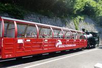 Die Rothornbahn wird bereitgestellt
