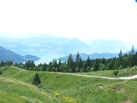Blick zum Vierwaldstätter See