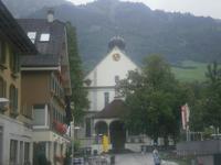 Pfarrkirche von Sachseln