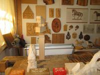 Holzschnitzerei Kirchhofer in Brienz